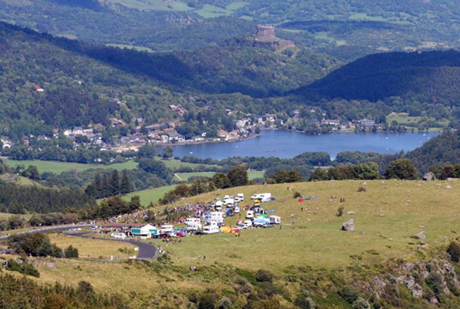 Acc 232 S Et Contact Course De C 244 Te Du Mont Dore